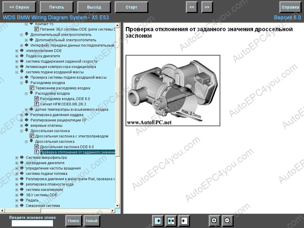 Bmw Wiring Diagram System Model X5 E53